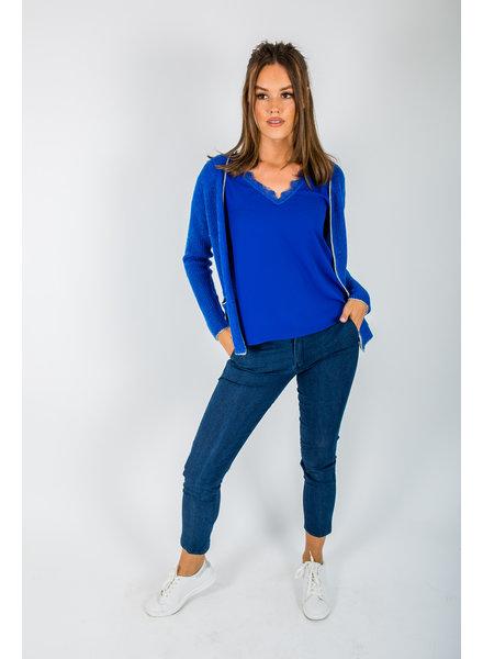 PE Madeline Gilet Royal Blu