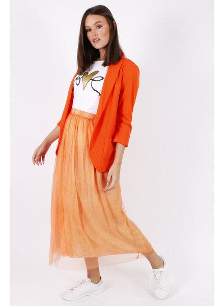 GL Emma Blazer Orange