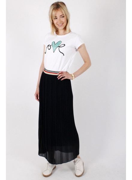 GL Love T-shirt white/blue