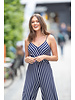 AA Clarity Jumpsuit Stripes Blue/White