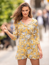 LM Playsuit Marise Yellow