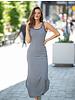 AA Lucita Dress Stripes Blue