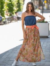 AA Giuditta Dress Jeans/Flower