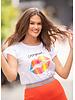AA Guadalupe Long skirt Orange