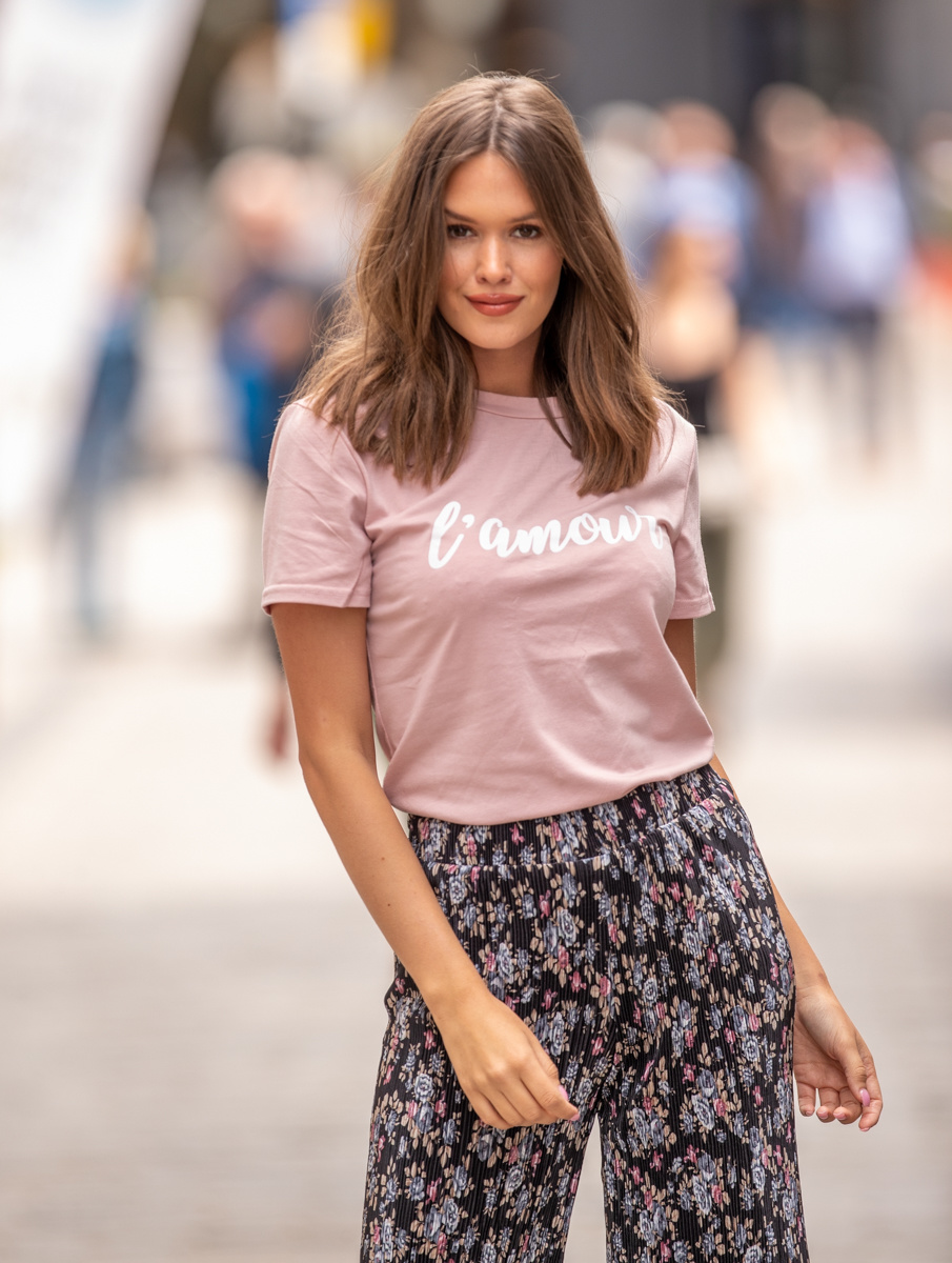 LM Dorathee T-Shirt Pink