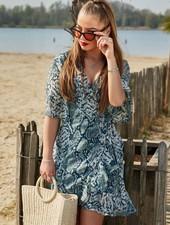 YW Summer Snake Dress