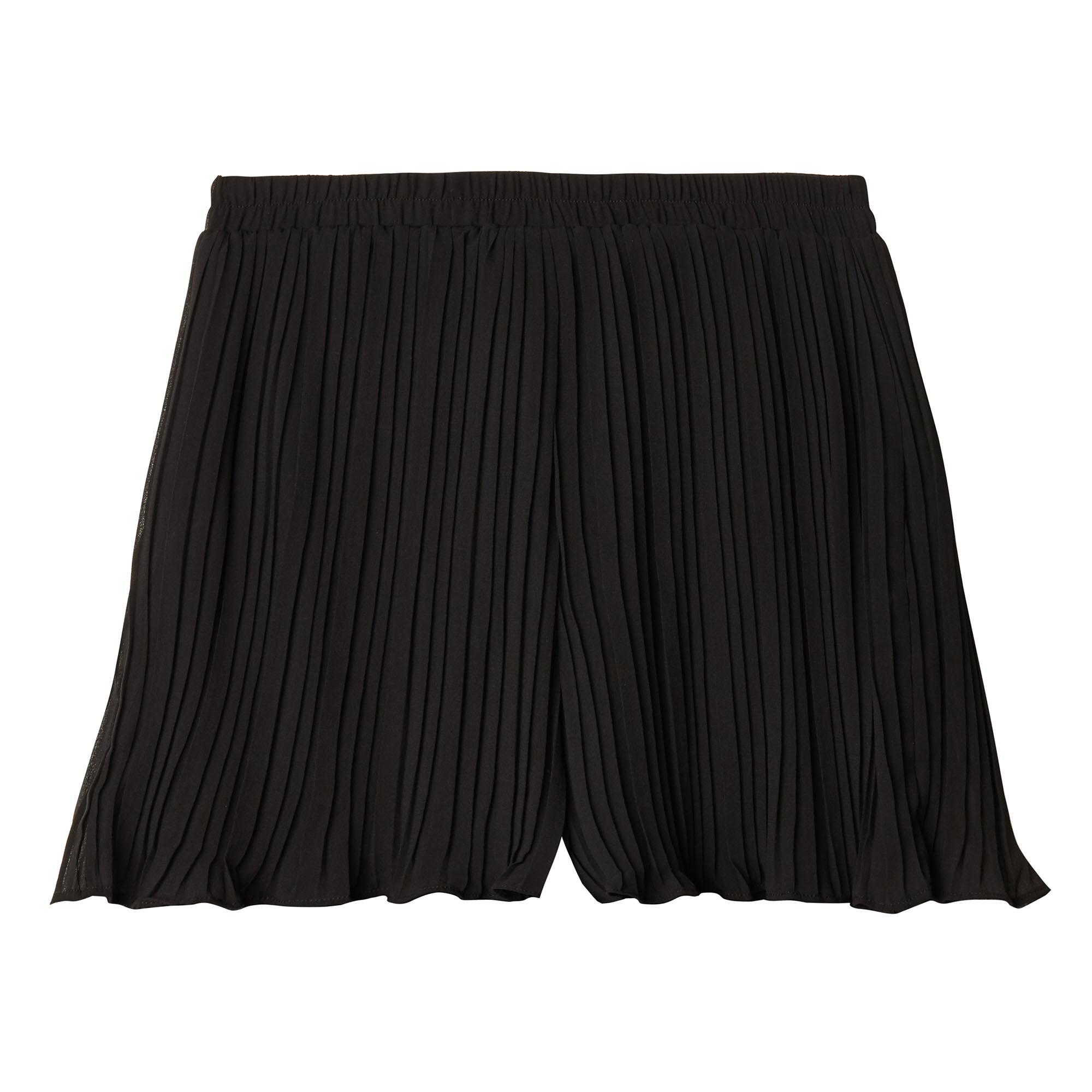 YW Maneau Short Black