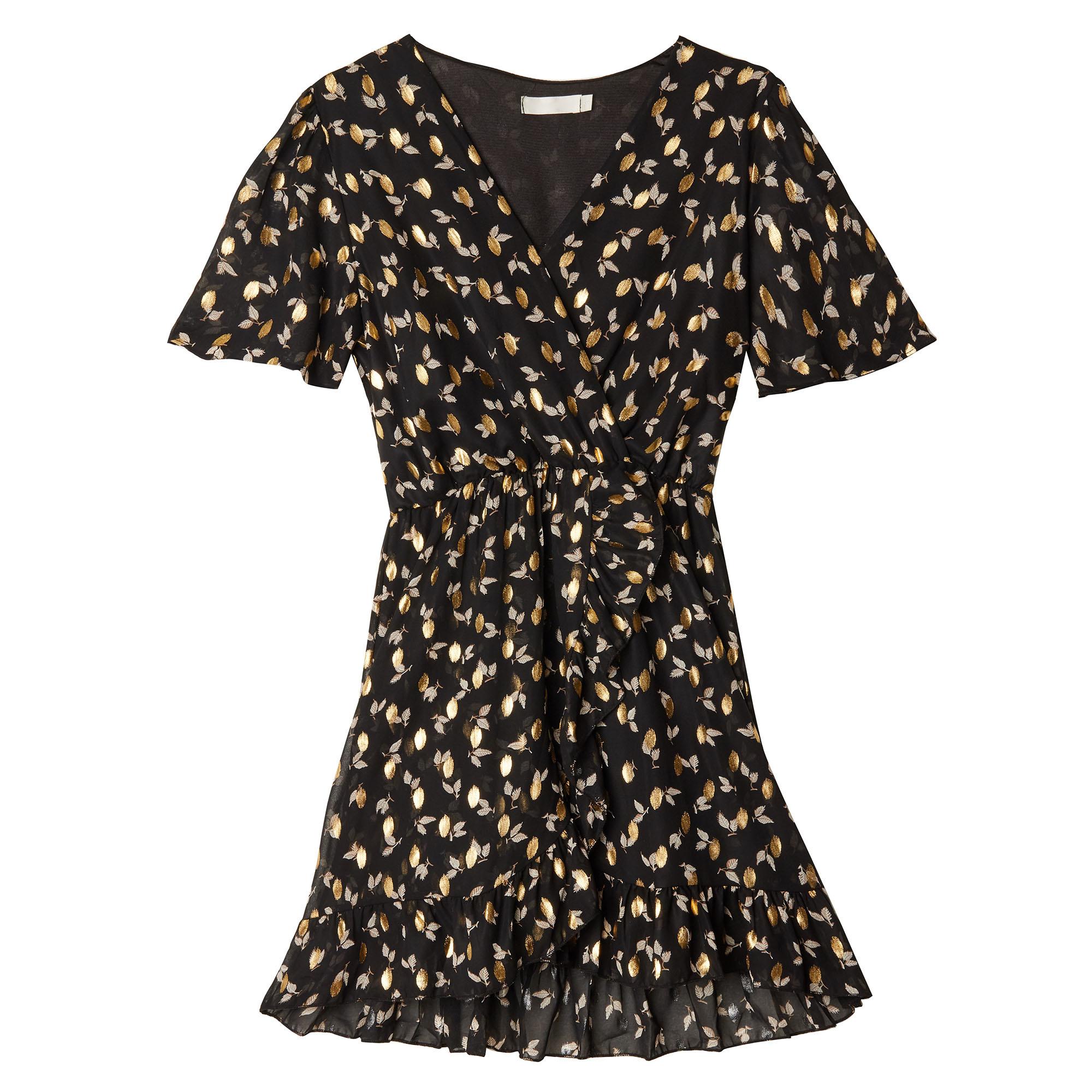 YW Axelle New Style Dress Black