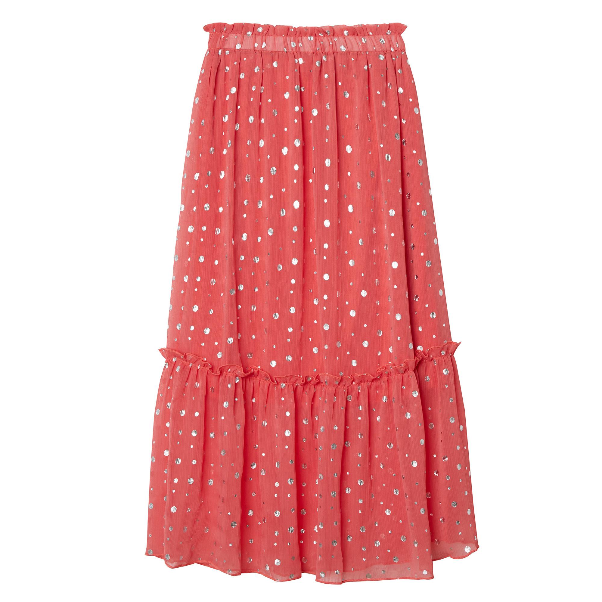 YW Flaming Rose Skirt