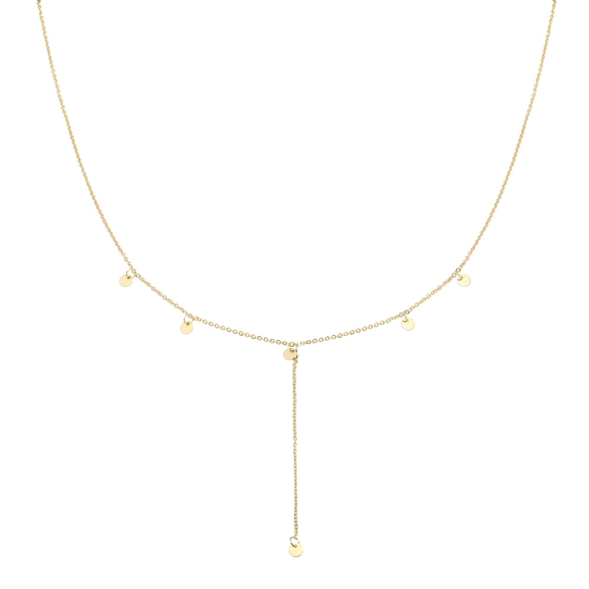 YW Joy Necklace Gold