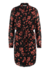 FB Amina Flower Dress Red