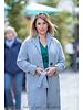 AA Nuria Long Coat Grey