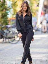 GL Annelies Jumpsuit Black