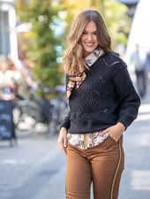 TS JM Jelle Knit Sweater Black