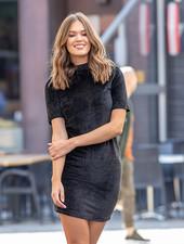LM Diantha Dress Black