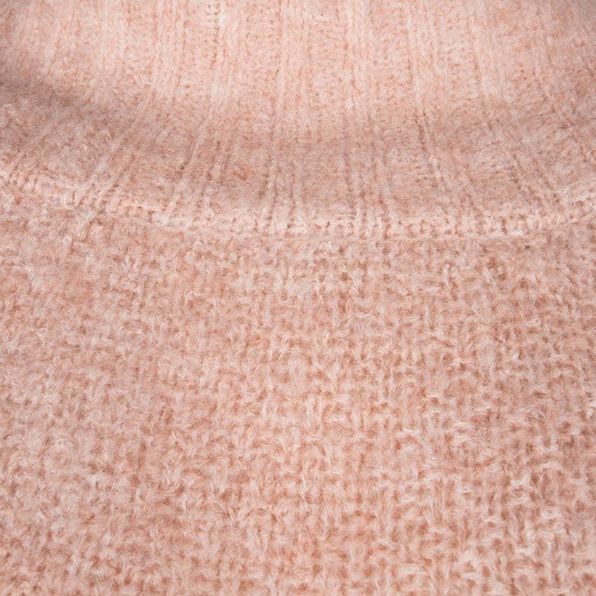 Esqualo Raglan Sweater Pink