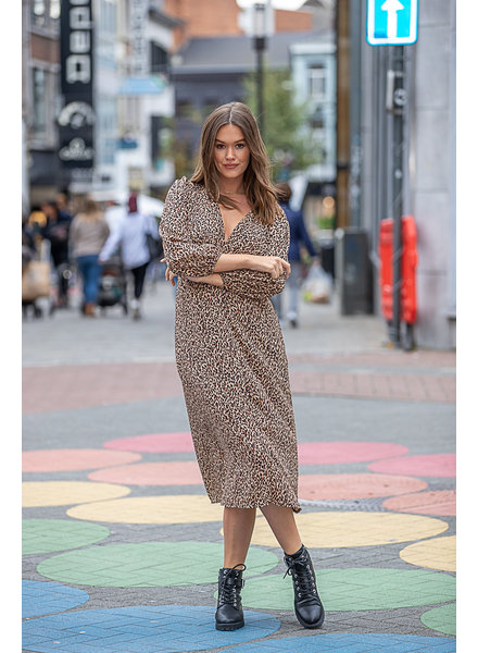 AA Classy Leopard Dress