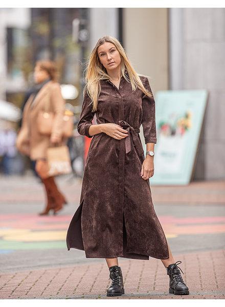 TS Selina Dress Ribfuweel