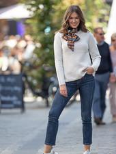 T3 Jeans Mid Waist Denim Power Stretch