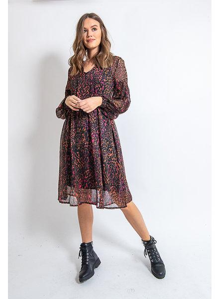 KBS Shining Leopard Dress