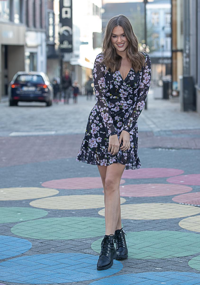 RC Zina Wrap Dress