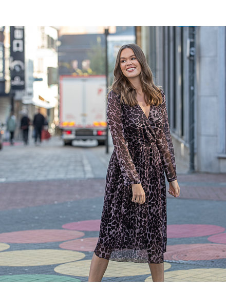 FB Daya Leopard Dress