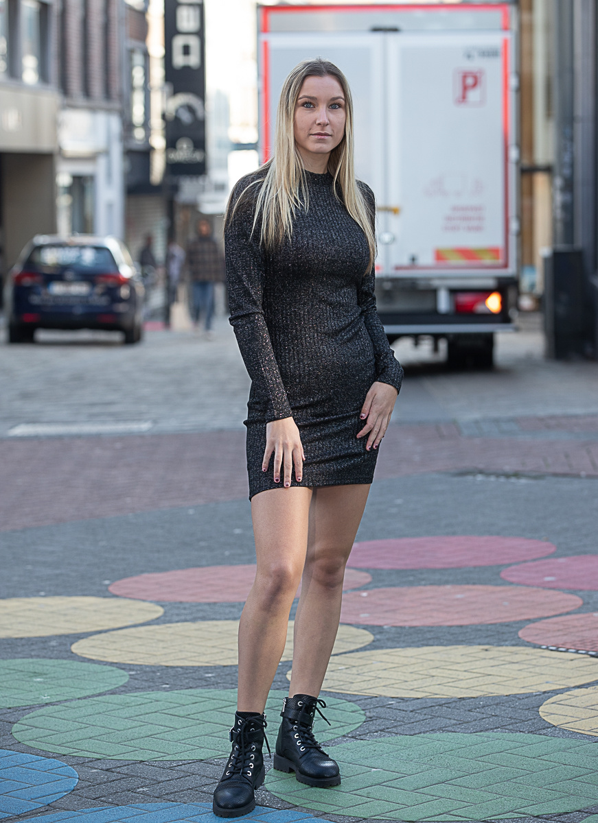 RC Ebba Knitted Dress