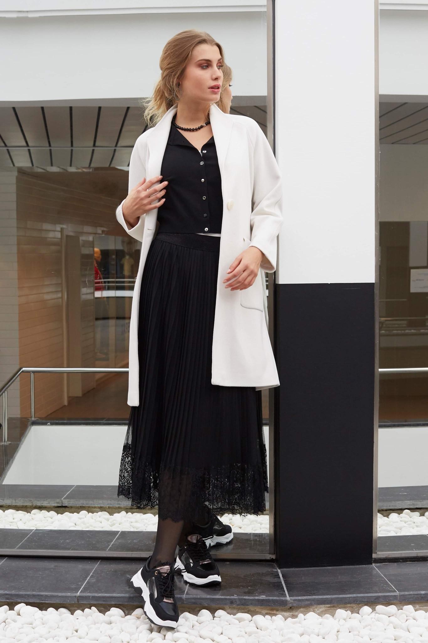 AA Judith Skirt Black Lace