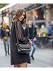 HV Dally Croco Bag Black