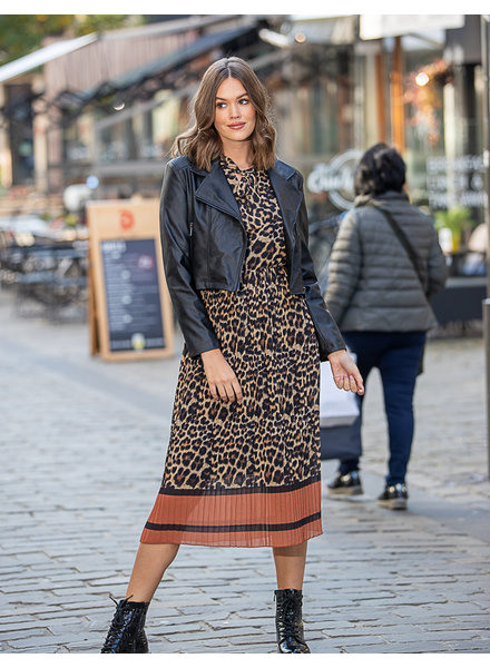 AA Marie Dress Leopard