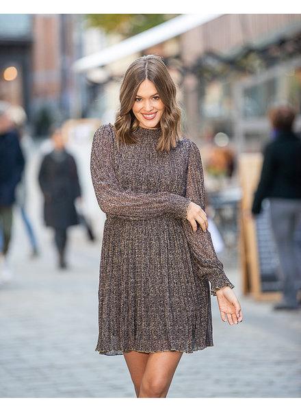 FB Katie Leopard Mini Dress