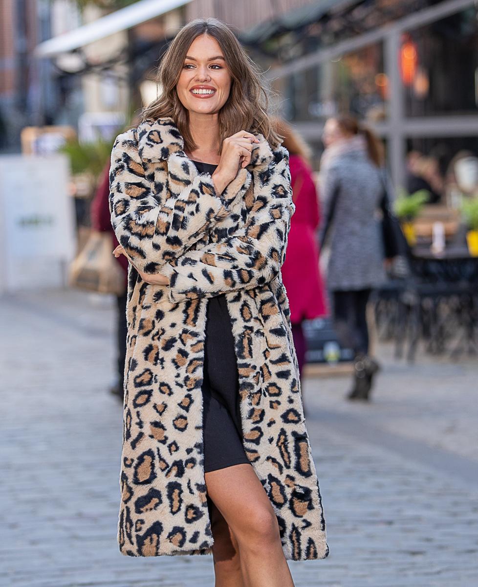 RC Nova Faux Fur Jacket