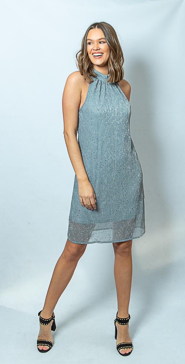 RC Kary Dress Dark Silver