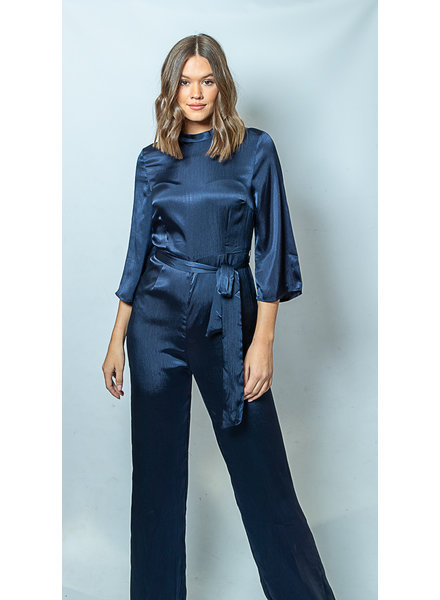 RC Macy Jumpsuit Navy