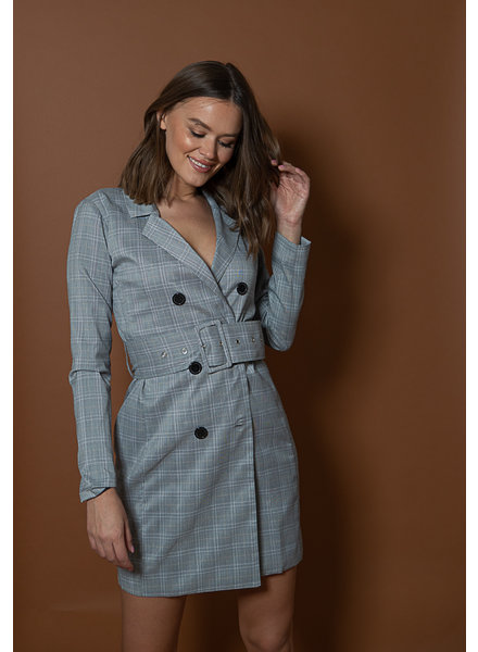 RC Vendela Blazer Dress Check