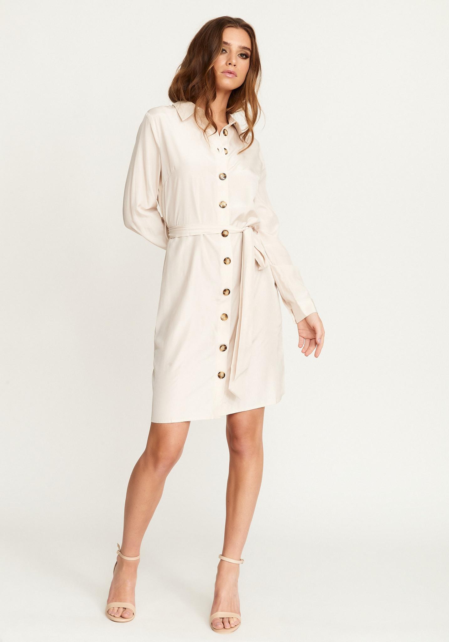 RC Andrea Button Dress