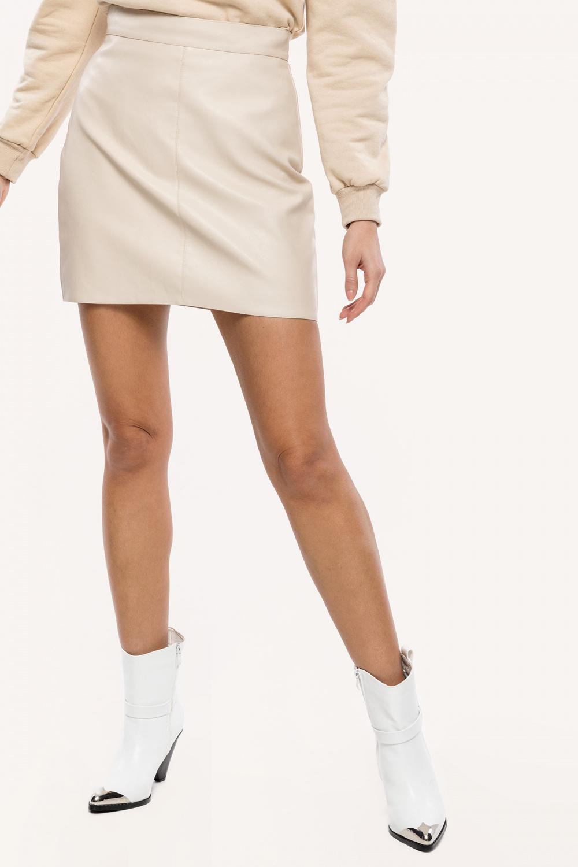 LO Keep Distance Skirt Beige