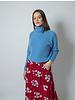 Adela Skirt Red Flowers