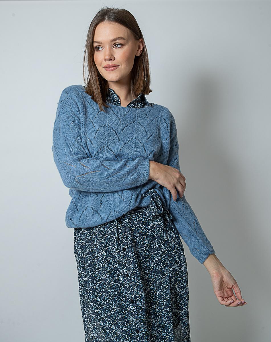 FB Haley Maxi Dress Long Sleeve