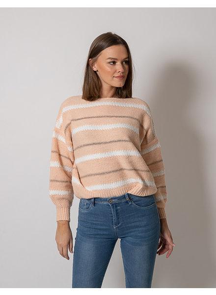 GL Sweet Pink Pull Stripes