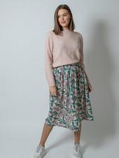 SA Tamour Skirt Flower Impression