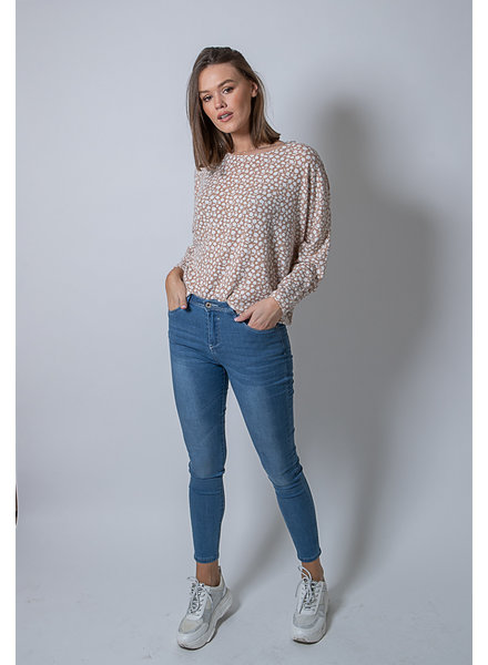 BR Soft Sweater Beige