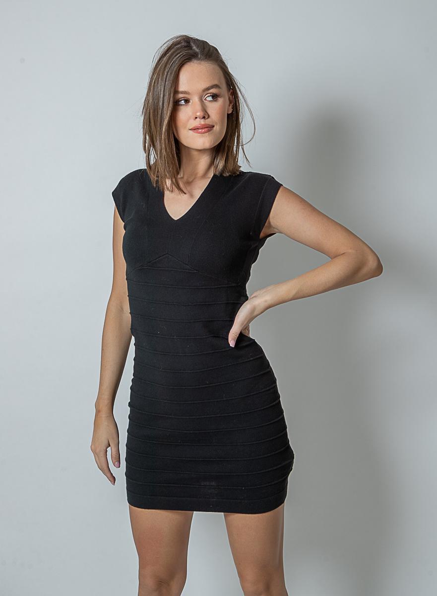 LM Ismay Dress Black