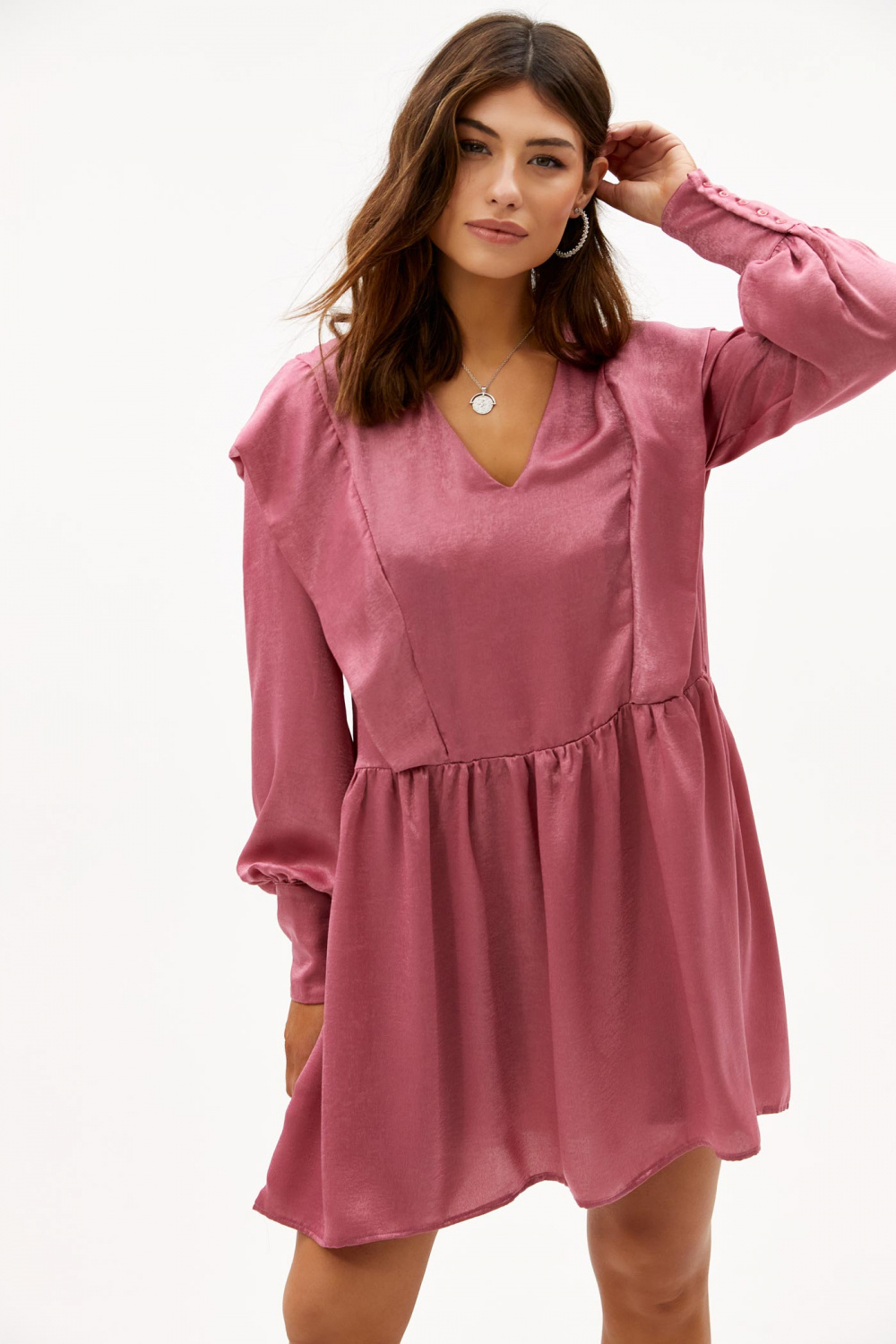 LO Another You Dress Pink