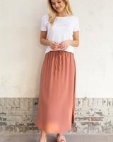 WS Georgie Skirt Dark Pink