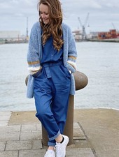 PC June Cardigan Blue Colours