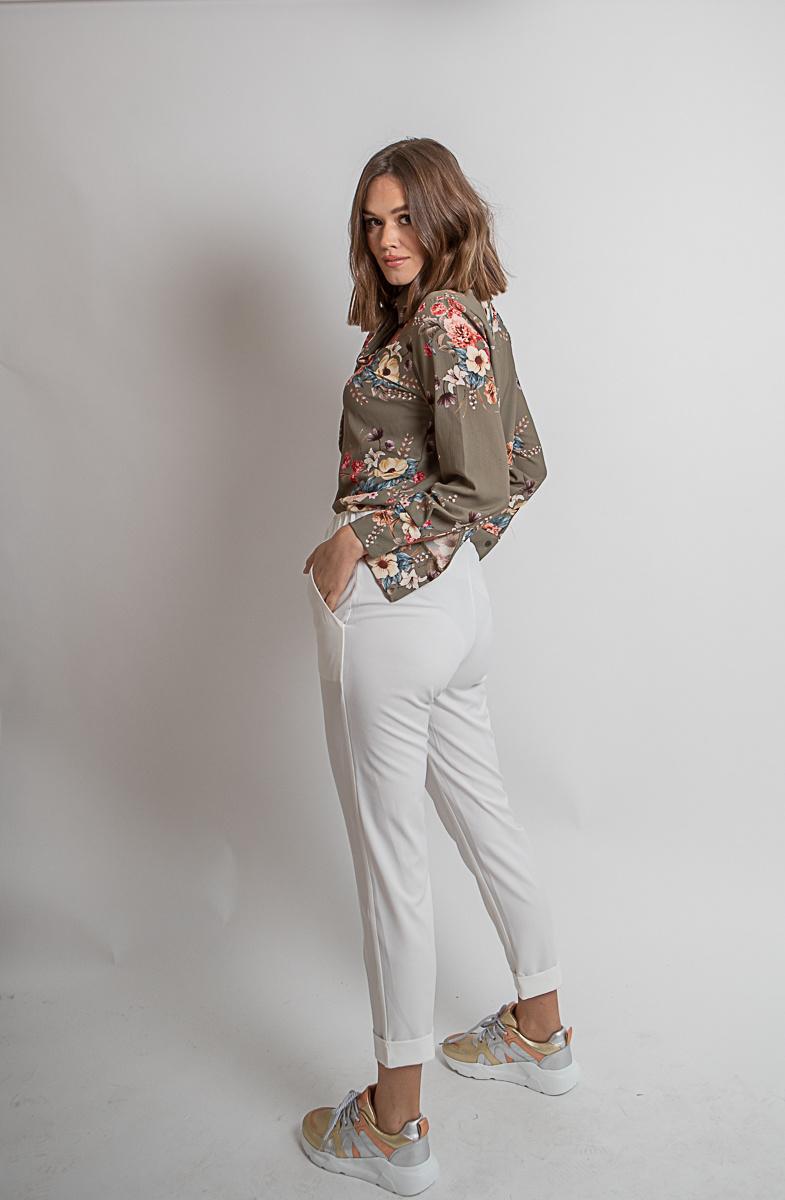 AA Jill Trousers Off-White