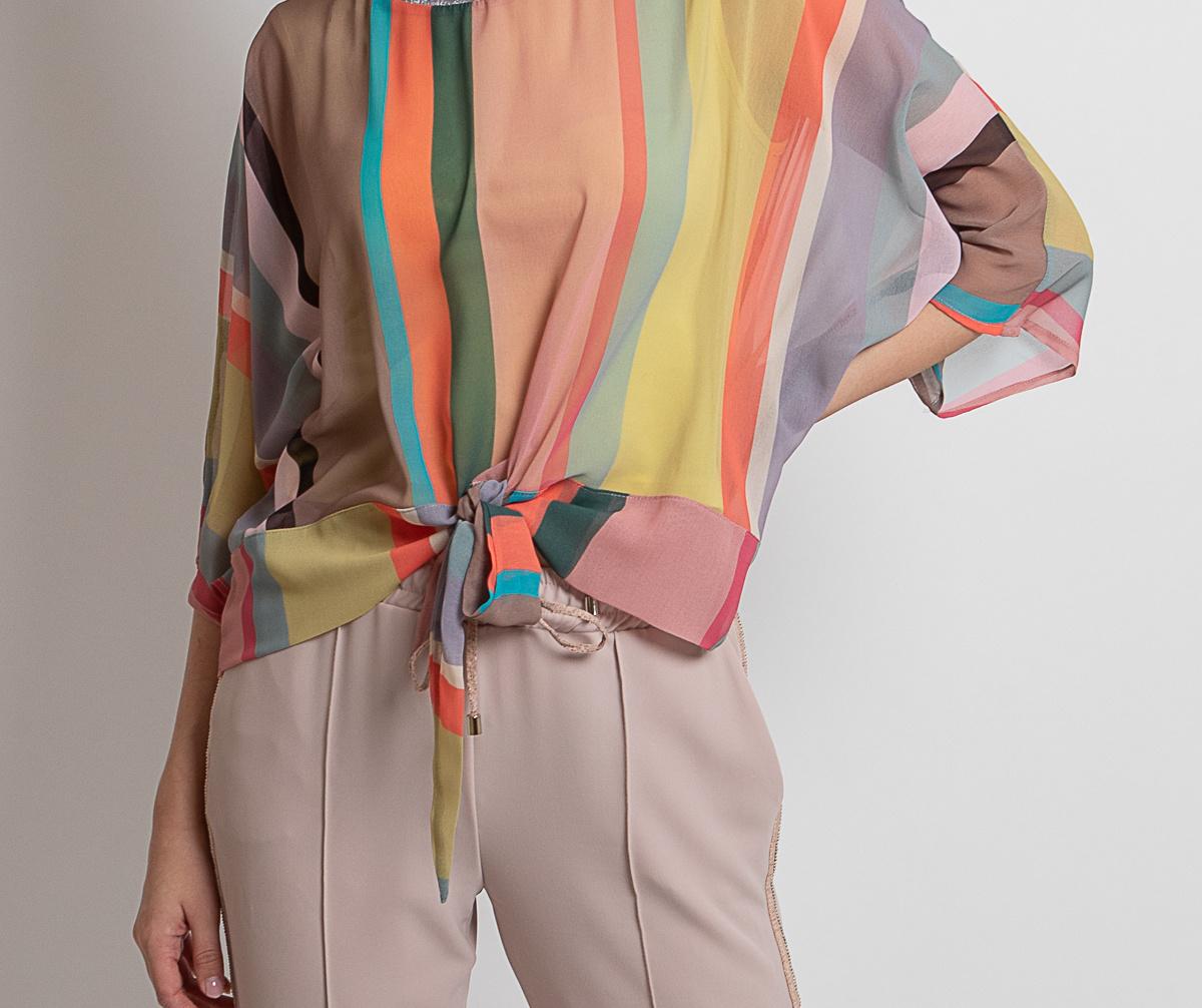 AA Carmen Top Multicolor