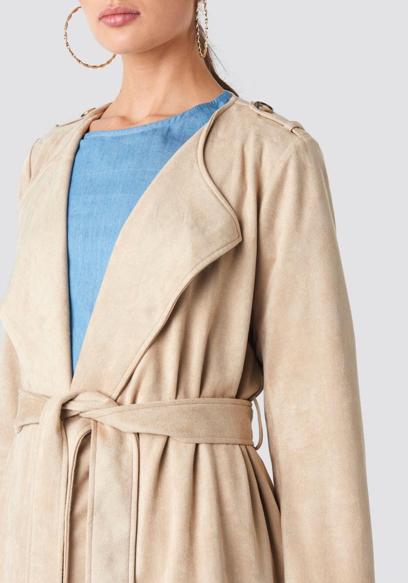 RC Ava Suede Jacket