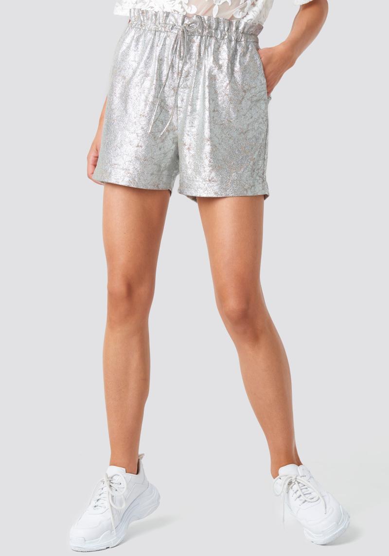 RC Philippa Shorts Silver